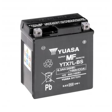 Battery Yuasa YTX7LBS