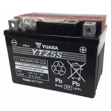 Battery Yuasa YTZ5