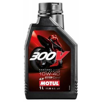 Motul 300V 4T 10W-40